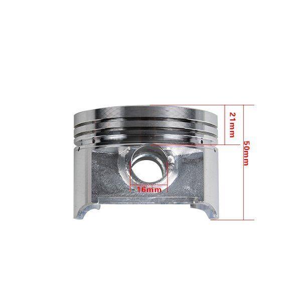 Set CG 250 ccm 67mm wk HMParts ATV Quad Bashan Dirtbike Zylinder