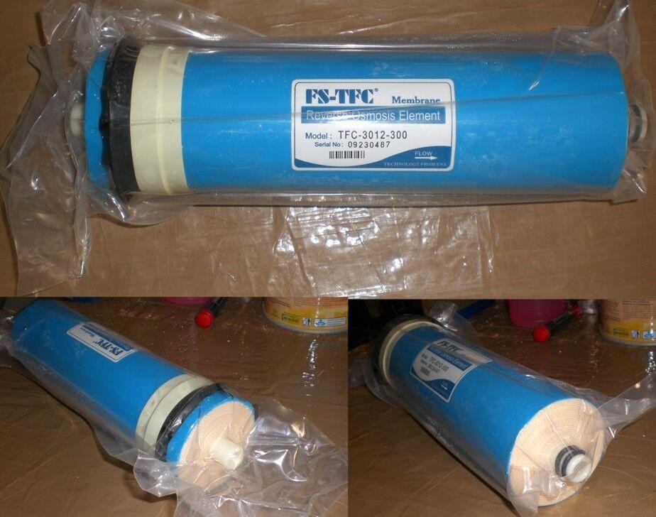 MEMBRANA OSMOSI INVERSA 300 gpd,FS-TFC membrane 3012-300 gpd, reverse osmosis