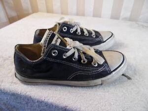 7e5affdf04e Details about Air Walk Unisex Canvas Sports Athletic Shoes Sneakers 6 Men 8  Women Black