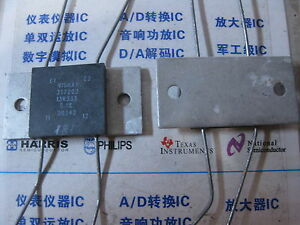 Vishay 4-Terminal High Precision Foil Power Current Sensing Resistors 3 ohm 0.1/%