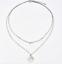 1pc Copper Choker Multi Layer Necklace For Women Boho Layering Chokers Chockers