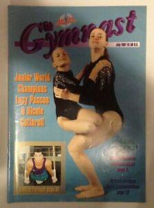 The-Gymnast-Magazine-July-1997-British-Womens-Championships