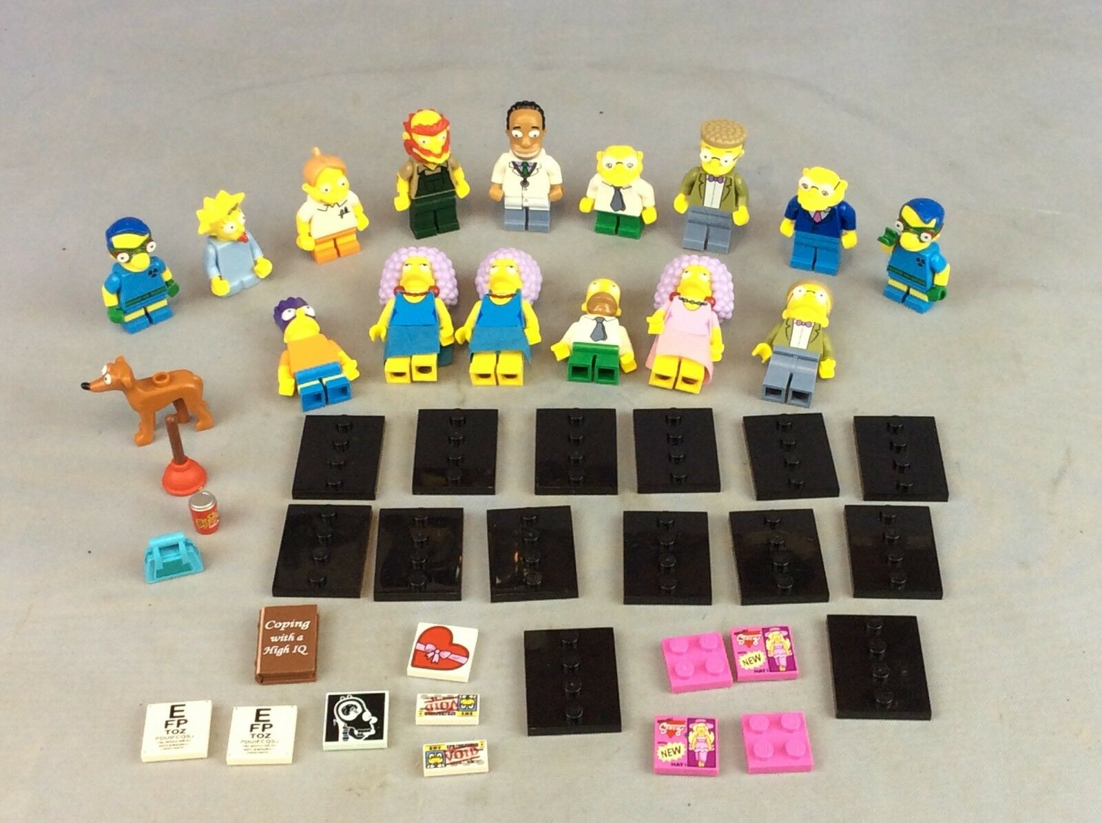 Job Lot Lego Minifigures Please See Pictures Ship Worldwide