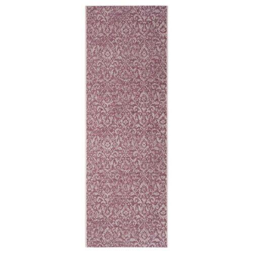 und Outdoor Teppich Hatta Lila Taupe Design In