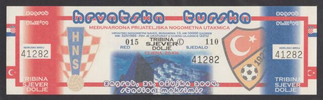 Türkei Kroatien Tickets