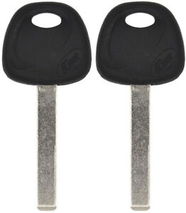 MADE IN USA 5 New Replacement Non-Transponder Uncut Blade Key Blanks For Kia