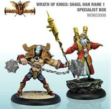 Wrath Of Kings - Shael Han Specialist Box 1 Set - COL WOK03006