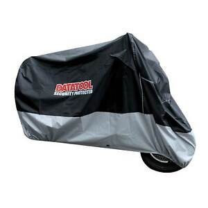 Datatool-Motorcycle-Bike-Protective-Waterproof-Security-Cover-In-Size-Large