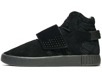 latest fashion pretty cheap great quality Adidas Originals Tubular Invader Strap GS (Sizes UK 3 & 4) Full ...