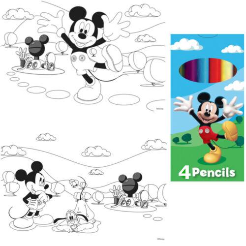 Mickey Maus Kinder Geburtstag Party Deko Tisch Disney Micky Mouse Wunderhaus