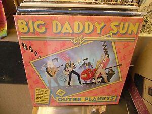 Big-Daddy-Sun-Rockabilly-vinyl-LP-1981-Jazzbo-SEALED