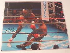 James Buster Douglas Signed Autographed 16x20 Color Photo vs Tyson JSA COA