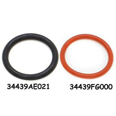 Power Steering Pump Rubber Inlet /& Outlet O-Ring Seals 34439FG000 34439AE021 Compatible with Impreza WRX STI Legacy Outback Subaru P//S Hi Pressure Hose Pack of 2