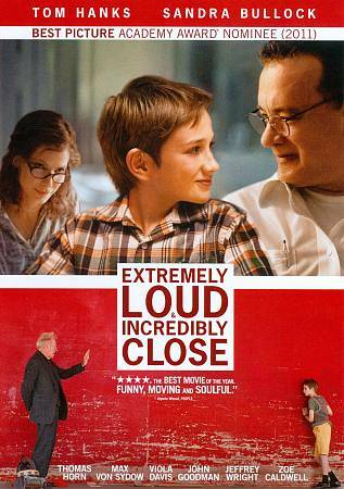 Extremely Loud Incredibly Close (DVD, 2012) with ultraviolet