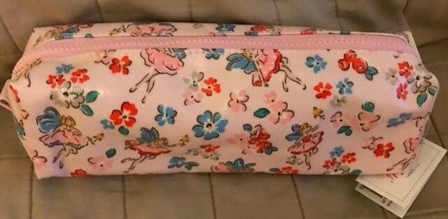 Cath Kidston Lovely Little Fairies Pencil Case Soft Pink