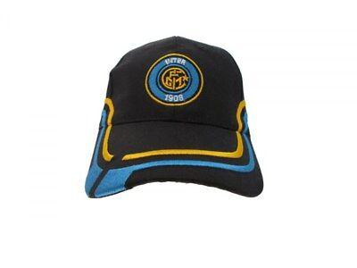 Responsabile Cappello Ufficiale Fc Inter Cappellino Internazionale Serie A Italia Regolabile