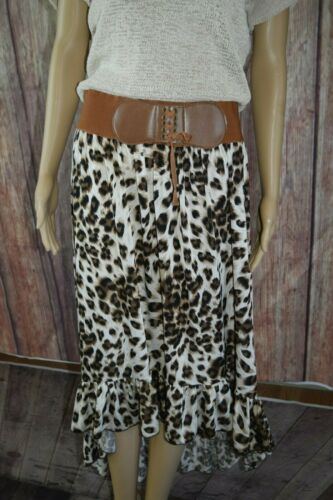 Mint Green Brand Women's XL Leopard Jaguar Animal