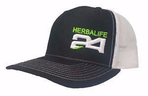 Image is loading Richardson-Herbalife-Snapback-Hat-Trucker-Cap-Custom-Hat- ab6410c7ffc0