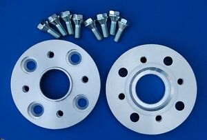 VW-Lupo-inc-GTi-20mm-Alloy-Hubcentric-Wheel-Spacers-4x100-PCD-57-1-CB-1-Pair