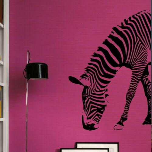 Africa Wall Sticker Home Vinyl Transfer African Graphic Art Decal Decor Stencil