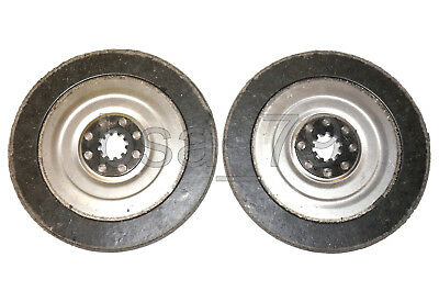 URAL DNEPR K-750 DRIVEN NEW! PAIR CLUTCH PLATES