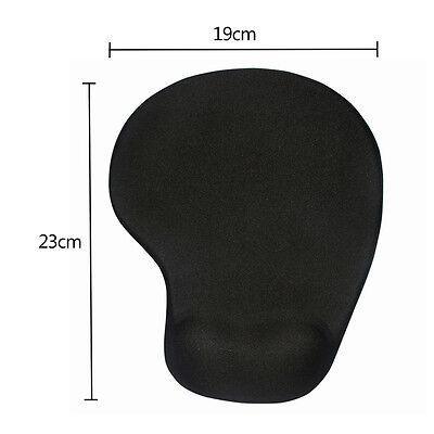 Comfort Wrist Mouse Pad Mat Mousepad Non-slip Rubber Base For Computer PC Laptop
