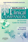 Maitland'S Clinical Companion by Kevin Banks, Elly Hengeveld (Paperback, 2009)