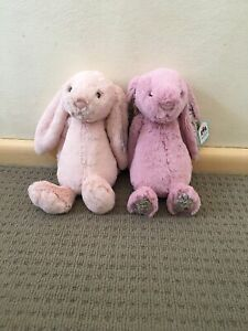 Jellycat Bashful Bunny - Blush Medium (31cm)