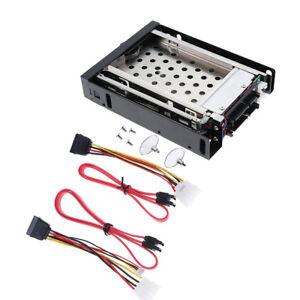 Boitier-de-rack-mobile-Trayless-Mobile-de-baie-optique-pour-disque-dur-SATA