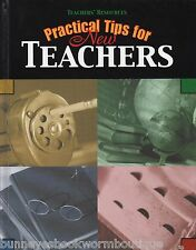 Practical Tips for New Teachers NEW Book GUIDE Tips IDEAS Suggestions EXAMPLES