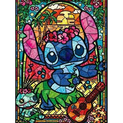 UK Super Mickey Full Drill DIY 5D Diamond Painting Embroidery Cross Stitch QW