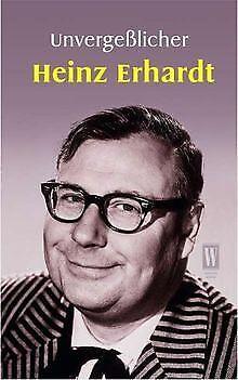 Unvergeßlicher Heinz Erhardt. Heiteres und Besinnliches.... | Buch | Zustand gut