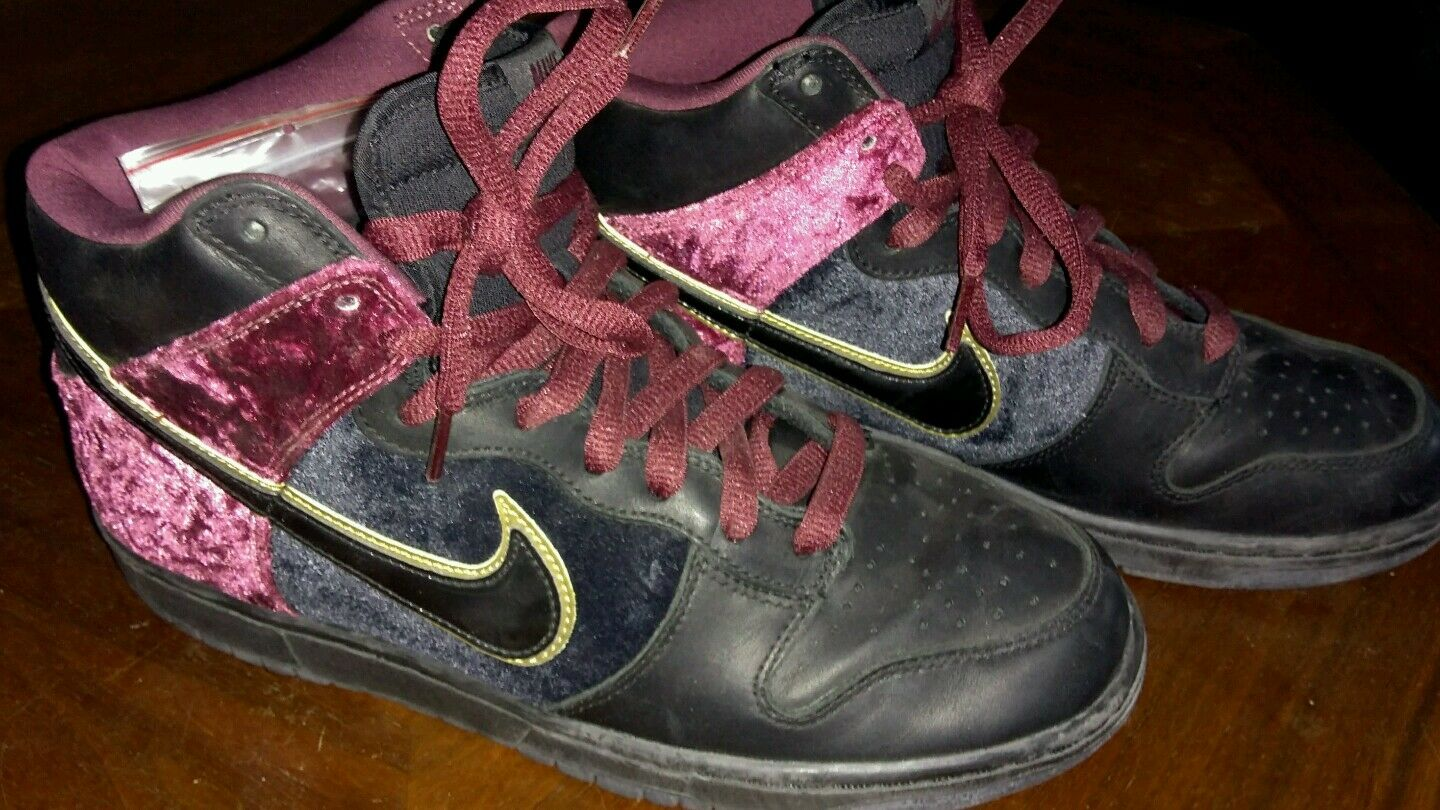 """Nike Dunk High Premium SB """"Bloody Sunday"""" US 10,5 CM 28,5 The most popular shoes for men and women"""