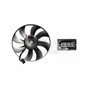 Fan Engine Cooling Radiator Fan Blower Motor For VW Skoda Seat Fabia Notchback