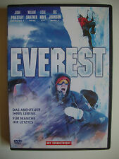 DVD - EVEREST (Mini-Serie) Jason Priestley William Shatner (Graeme Campbell)