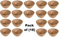 (18) Ea Panacea 88594 18 Planter Replacement Coco Coconut Liner