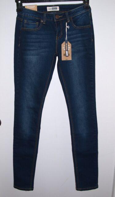 New! Ardene Size 25x31 Womens Dark Wash Skinny Jeans
