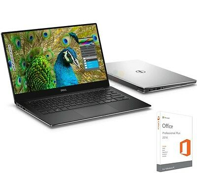 "Dell XPS 13 (13.3"" QHD+ Infinity Touch, Intel i7-6560U, 512GB, 16GB RAM, Win 10)"