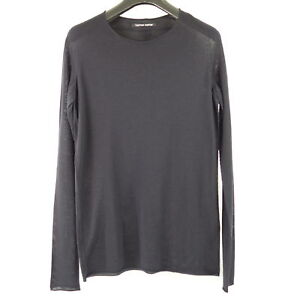 Hannes-Roether-Pull-sobre-148-110349-S-laine-merinos-homme-NP-219-NEUF