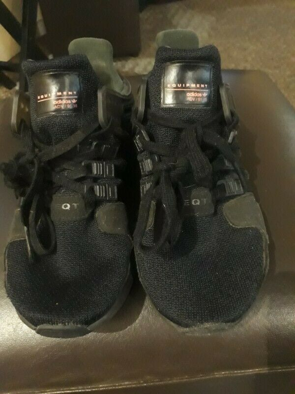 Adidas EQT sneaker size 2 for sale still in good condition