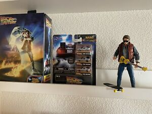 Neca Ultimate Marty Mcfly Back To The Future Action figure WITH BONUS