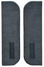 Chevy / Gm Pickups Carpet Door Diecut Inserts With Vent For Door Panel -1973-87
