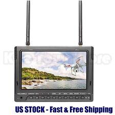 All brand new FEELWORLD FPV732 7'' 5.8GHz 32CH  HD Monitor DJI FPV