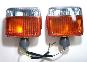 Front-Turn-Light-Signal-Side-Marker-for-Toyota-Land-Cruiser-BJ-HJ-FJ40-45-43-47