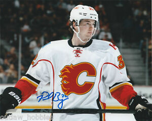 Calgary-Flames-Paul-Byron-Autographed-Signed-8x10-Photo-COA