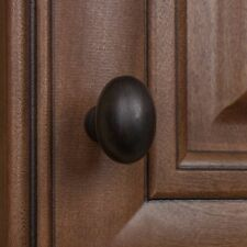 "5417-ORB 1-1/8"" Classic Oval Cabinet Knob - Oil Rubbed Bronze"
