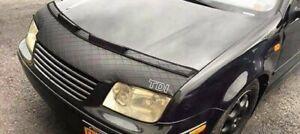 Car-Hood-Bra-DIAMOND-TDI-Fits-VW-Volkswagen-Jetta-MK4-Bora-99-00-01-02-03-04