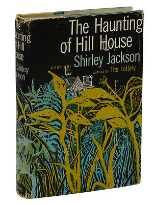 The Haunting Of Hill House Shirley Jackson First Edition 1959 1st Printing Ebay