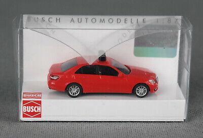 Rot H0 Mercedes-Benz 170V Cabrio Busch 41450-1//87 Beige Neu