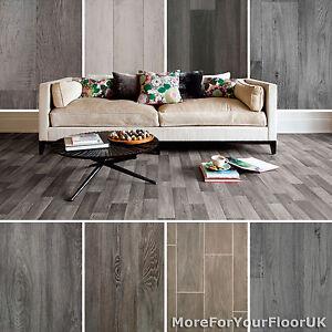 Grey Wood Vinyl Flooring Grey Wood Plank Style Vinyl